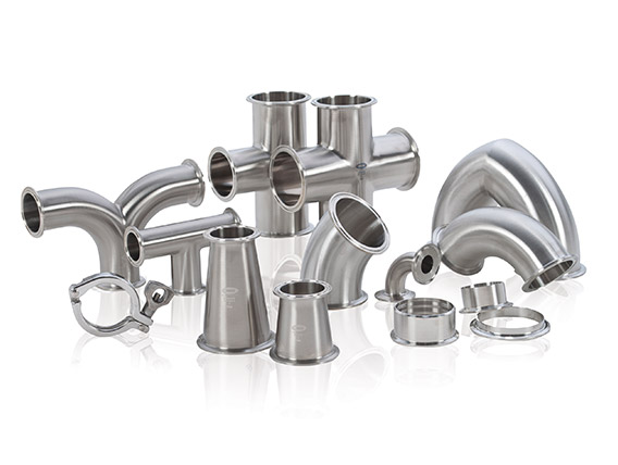 Sanitary Clamp Type Fittings