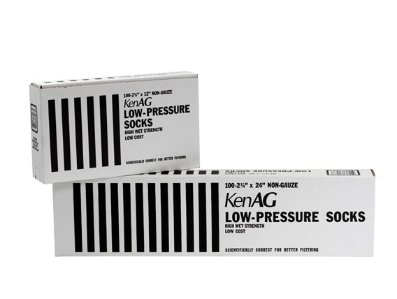 KenAg Low Pressure Socks - 2¼