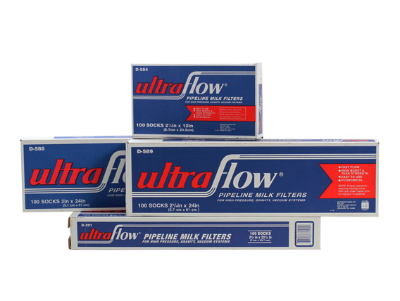 "Ultra Flow Socks - 2"" x 24"""